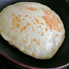 烙饼技巧(放七天都不会硬)