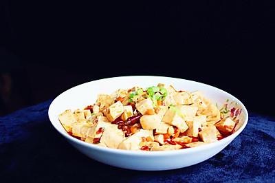 红红火火下饭菜——麻辣豆腐