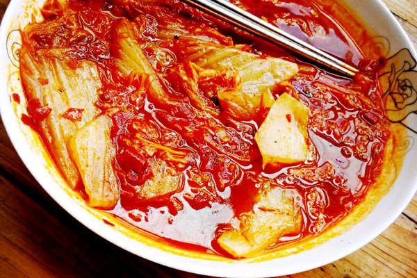 辣白菜 【外婆的味道】的做法