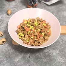 毛豆咖喱牛肉