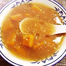 #巨下饭的家常菜#小米绿豆南瓜粥