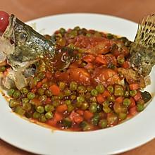 #新年开运菜,好事自然来#鸿运当头之松鼠桂鱼