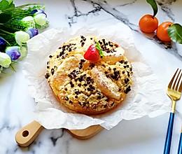 香橙巧克力妙芙蛋糕#美味烤箱菜,就等你来做!#的做法