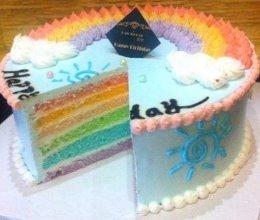 时时采票回血多年心得技巧,彩虹蛋糕做法!的做法