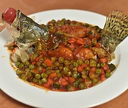 #新年开运菜,好事自然来#鸿运当头之松鼠桂鱼的做法