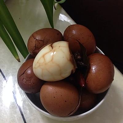秘制茶叶蛋
