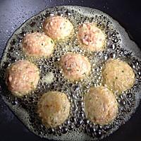 百吃不腻的糯米肉圆的做法图解4