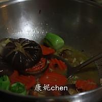 香菇炒青菜#宜家让家更有味#的做法图解7