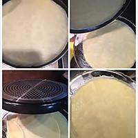榴莲千层蛋糕(手绘涂鸦)的做法图解9