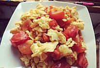 番茄炒蛋——西红柿的做法