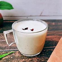營養早餐·核桃牛奶燕麥糊