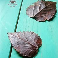 树叶巧克力的做法图解7