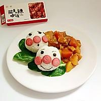 咖喱鸡肉饭#安记咖喱快手菜#