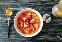 #减肥餐点#番茄洋葱鸡腿肉的做法