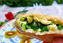 #太太乐鲜鸡汁玩转健康快手菜#鲜掉眉毛的韭菜鸡蛋煎饼的做法