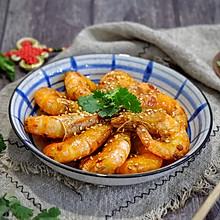 香辣虾#新年开运菜,好事自然来#