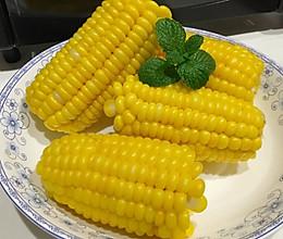 牛奶玉米的做法