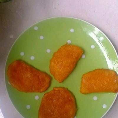 南瓜馅的南瓜饼的做法 步骤3