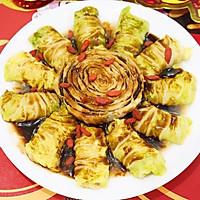 #福气年夜菜#翡翠白玉卷的做法图解16