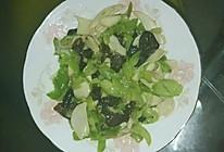 炒丝瓜杏鲍菇的做法