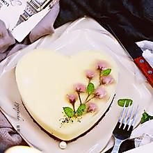 #豆果优食汇#免烤蛋糕——樱花冻芝士蛋糕