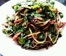 香辣马齿笕(马蜂菜)的做法