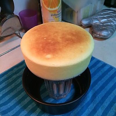 芝士蛋糕(轻奶酪蛋糕)6寸