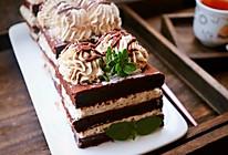 巧克力控必做❗经典重巧克力蛋糕的做法