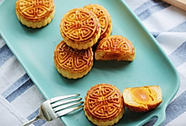广式莲蓉蛋黄月饼的做法