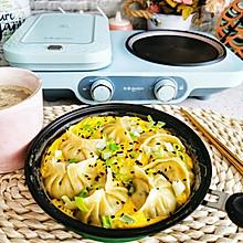 水煎饺~简单易做还好吃