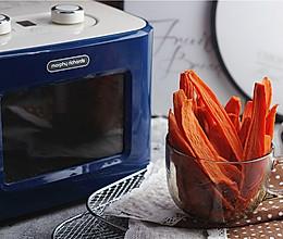 自制番薯枣的做法