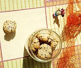 #四季宝蓝小罐#  浓香芝麻酥的做法