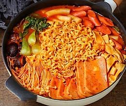 自制韩国部队火锅(3人食)的做法