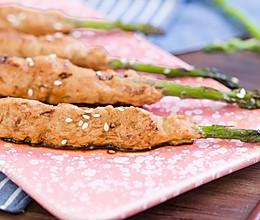 芦笋肉卷的做法