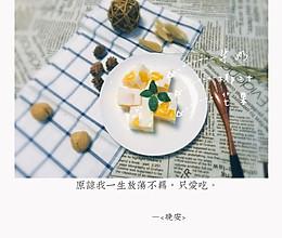 椰汁芒果冻的做法