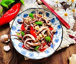 #巨下饭的家常菜#超级下饭菜「爆炒鱿鱼丝」简单又美味‼️的做法