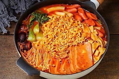 自制韩国部队火锅(3人食)