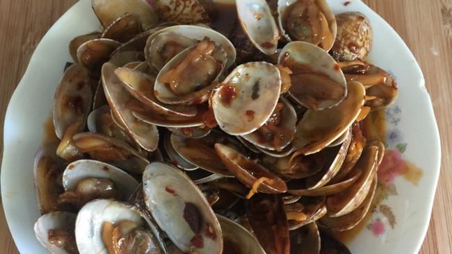 蛤蜊#大喜大牛肉粉试用之#的做法