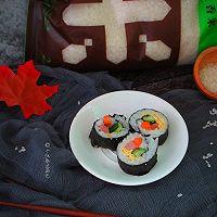 紫菜包饭 #五常长粒香大米#的做法图解16