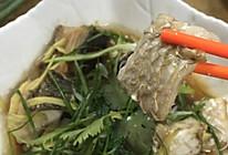 酱香蒸鲩鱼腩#方太蒸爱行动#的做法