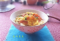 经典美味~~番茄鸡蛋面的做法