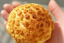 酥皮泡芙(配香草奶油陷)的做法