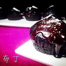 巧克力蒸布丁#熙悦食品低筋粉#