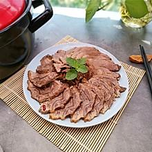 茶香卤牛肉