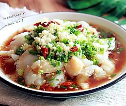 油淋鱼片#快手又营养,我家的冬日必备菜品#的做法