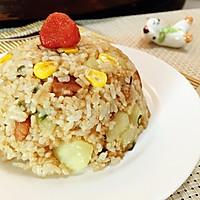 土豆焖饭#美的初心电饭煲#的做法图解11