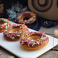 巧克力甜甜圈的做法图解15