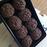 泡芙(巧克力酥皮,卡仕达酱内馅)的做法图解10