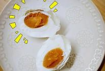超级成功☞腌咸#鸡蛋#的做法