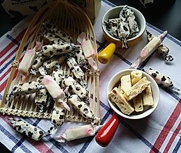 手工花生牛轧糖的做法